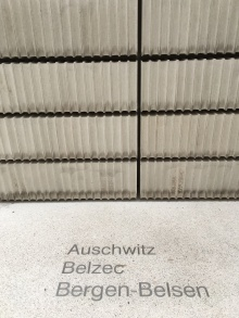 A memorial to the Jews in Vienna