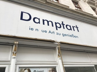 A funny sign in Vienna