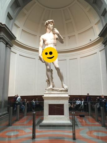 Michelangelo's David :)